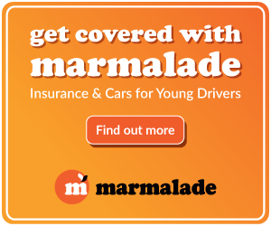 Marmalade Learner Driver Insurance